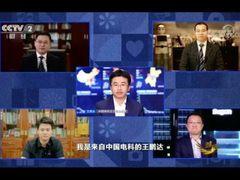 """王鹏达做客央视《对话》栏目:大数据助力科技抗""""疫"""""""