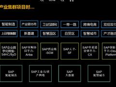 SAP发布产业集群策略,助力中小企业打造数字能力
