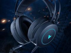 听声辨位,99元上市,雷柏VH160虚拟7.1游戏耳机详解