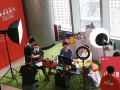 广州首届直播节落幕麦思移动虚拟IP直播3小时销售3000单