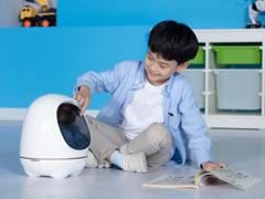 孩子不爱阅读怎么办?让阿尔法蛋大蛋2.0成为他的专属主播