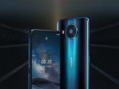 诺基亚8.3 5G曝光这颜值很国产化,765G卖4000+?