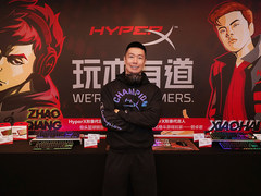 HyperX于ChinaJoy 2020期间举办新品体验会