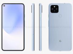 谷歌Pixel5曝光,或将搭载京东方120Hz屏幕