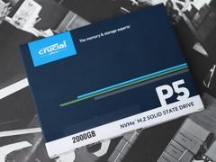 高端DIY玩家利器!英睿达P5 2TB M.2 SSD评测