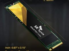 SK新固态发布,3600亿个闪存单元,最高1TB
