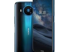 HMD首款5G手机,诺基亚8.3现身英国零售商页面
