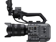 索尼推出Cinema Line数字电影摄影机系统 新品FX6摄影机将于年底发售