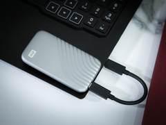 全金属机身 升级NVMe协议 西数(WD)My Passport随行版SSD评测