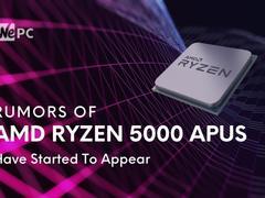 AMD新一代APU成绩曝光,足以运行大型单机