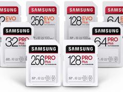 三星两款全新SD卡发布,耐盐水耐高温