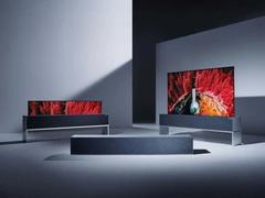 LG可卷曲电视终于上市,售价高达1亿韩元