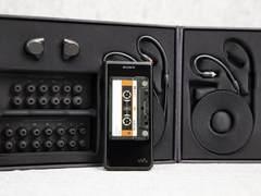 天籁音质享受 索尼Walkman NW-Z500系列无损音乐播放器体验