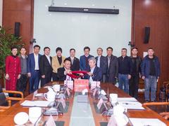 联通在线与北京文投集团签订战略合作协议