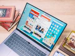 不止旗舰 华为MateBook X Pro新品创领智慧化办公