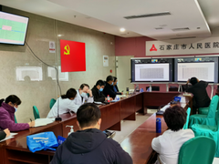 华为提供远程技术支持河北隔离病房智慧抗疫