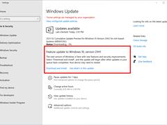 微软官宣:Win10 21H1已正式面向Beta会员推送
