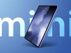 苹果 iPad mini Pro 首曝:8.7 英寸全面屏 性能更强
