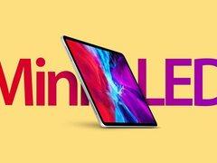搭载mini-LED屏和雷电接口,苹果新iPad Pro将于4月推出