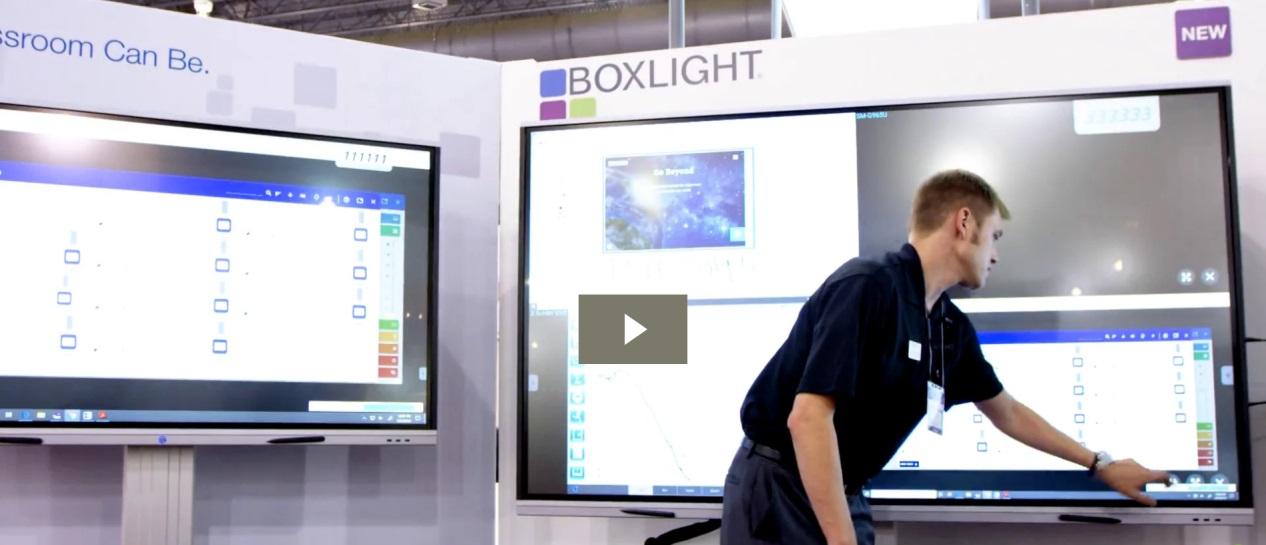 无纸化会议时代,宝视来Boxlight商显大屏开启会议新体验