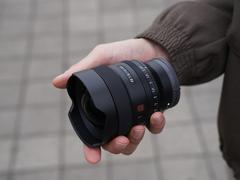 索尼发布超广角大光圈定焦G大师镜头FE 14mm F1.8 GM