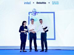 与产业生态深度融合 英特尔携手德勤发布《中国成长型AI企业研究报告》