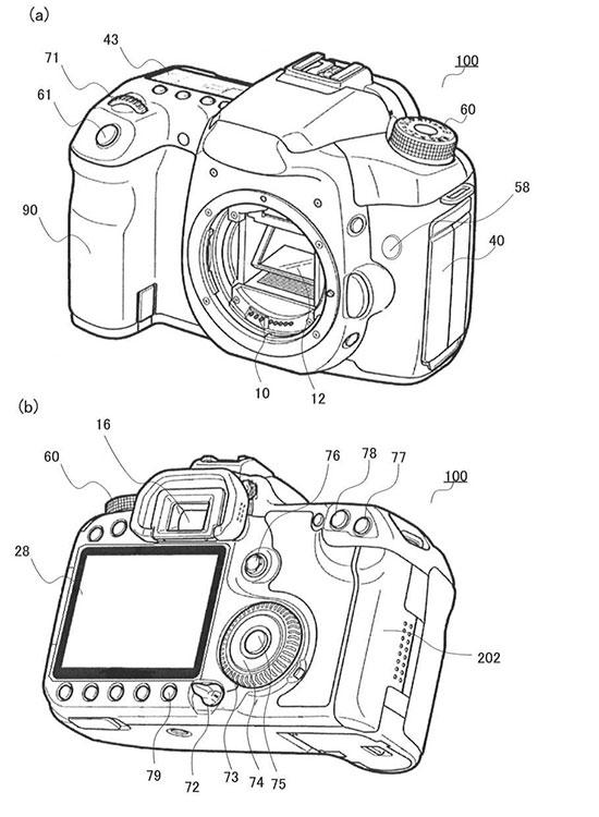 又曝新专利 佳能微单静音模式变得更智能?