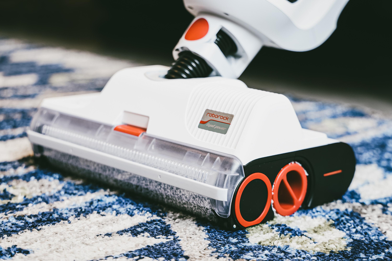居家清洁新体验 石头智能双刷洗地机U10图赏