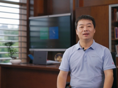 中软国际云服务大会华为张平安主题分享:深耕数字化,携手共济未来