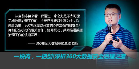深析360大数据安全治理之道