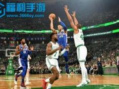 NBA揭幕战绿军大胜76人,篮球手游《萌卡篮球》火热来袭
