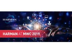 哈曼在MWC 2019展示下一代智联创新方案