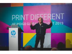 惠普成功售出第 1000 台 HP Indigo 第四代数字印刷机