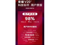 荣耀V20实力宠粉 全系限时优惠200元 6+128版本2799元