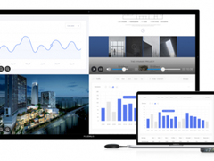 开启智能会议,用会议平板怎么无线投屏?