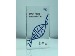 """七牛云入选36氪""""WISE 2019新商业引领者100榜"""""""