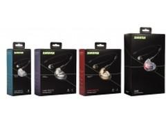Shure宣布升级全线SE耳机