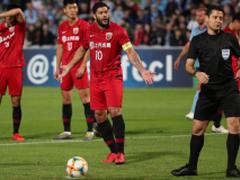 2019亚冠1/4决赛上海上港对阵浦和红钻,最新大屏直播观看方法