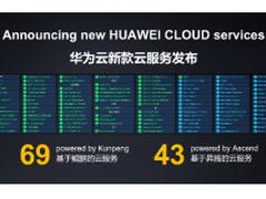 一口气发布上百款新服务,华为云将给云市场带来什么?