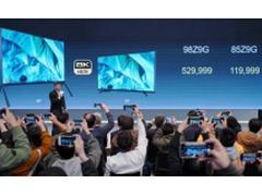 对真实和细节的极致追求 索尼 Z9G 8K智能液晶电视做到了