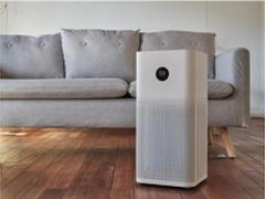 小米米家空气净化器2s:智米新科技高效纯净好空气你值得拥有