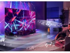 飞利浦欧风系列4K电视,带给你杜比影院般的娱乐体验
