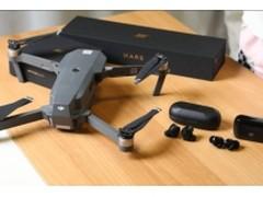 JEET蓝牙耳机很牛?小伙怒花七千买无人机,全网首个极限高空测试!