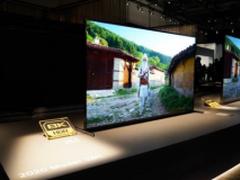 索尼对8K电视产品线进一步更新 新品Z8H亮相CES 2020