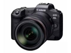 EOS R5充分发挥R系统优势 9支RF镜头将于年内推出