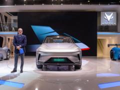 一张图猜想?ARCFOX首款高端智能电动SUV等你来撩