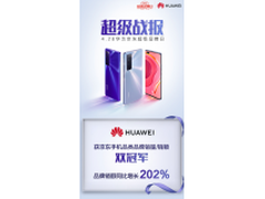 京东华为超级品牌日战报 销售额同比增长202%
