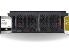 西部数据大容量企业级HDD技术,为数据中心产品线添砖加瓦