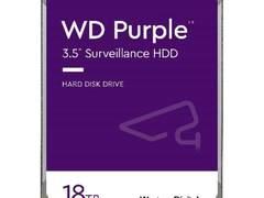西部数据推出新款WD Purple 系列产品,助力人工智能视频记录系统市场发展