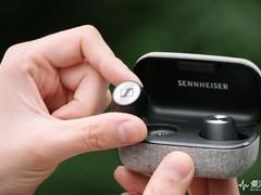 森海塞尔Momentum真无线耳机评测:颜值与音质齐飞
